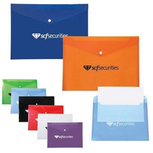 Load image into Gallery viewer, Custom Logo Promotional Letter Size Document Envelope