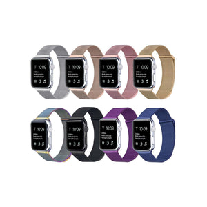 Wholesale Milanese Loop Mesh Band for Apple Watch Series 1, 2, 3, 4, 5 & Sport
