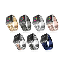 Load image into Gallery viewer, Wholesale Stainless Steel Bands for Apple Watch Series 1, 2, 3, 4 & 5