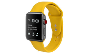 Wholesale Apple Design Sport Replacement Band for Apple Watch Series 1, 2, 3, 4, 5 & Sport