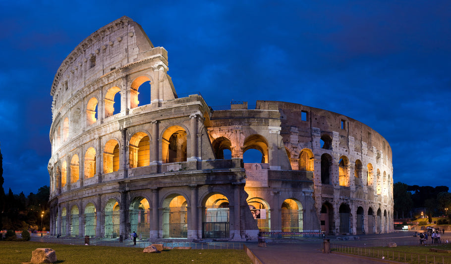 Travel Guide About Colosseum