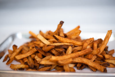House Cut Fries -small-