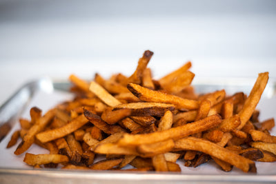 House Cut Fries -large-