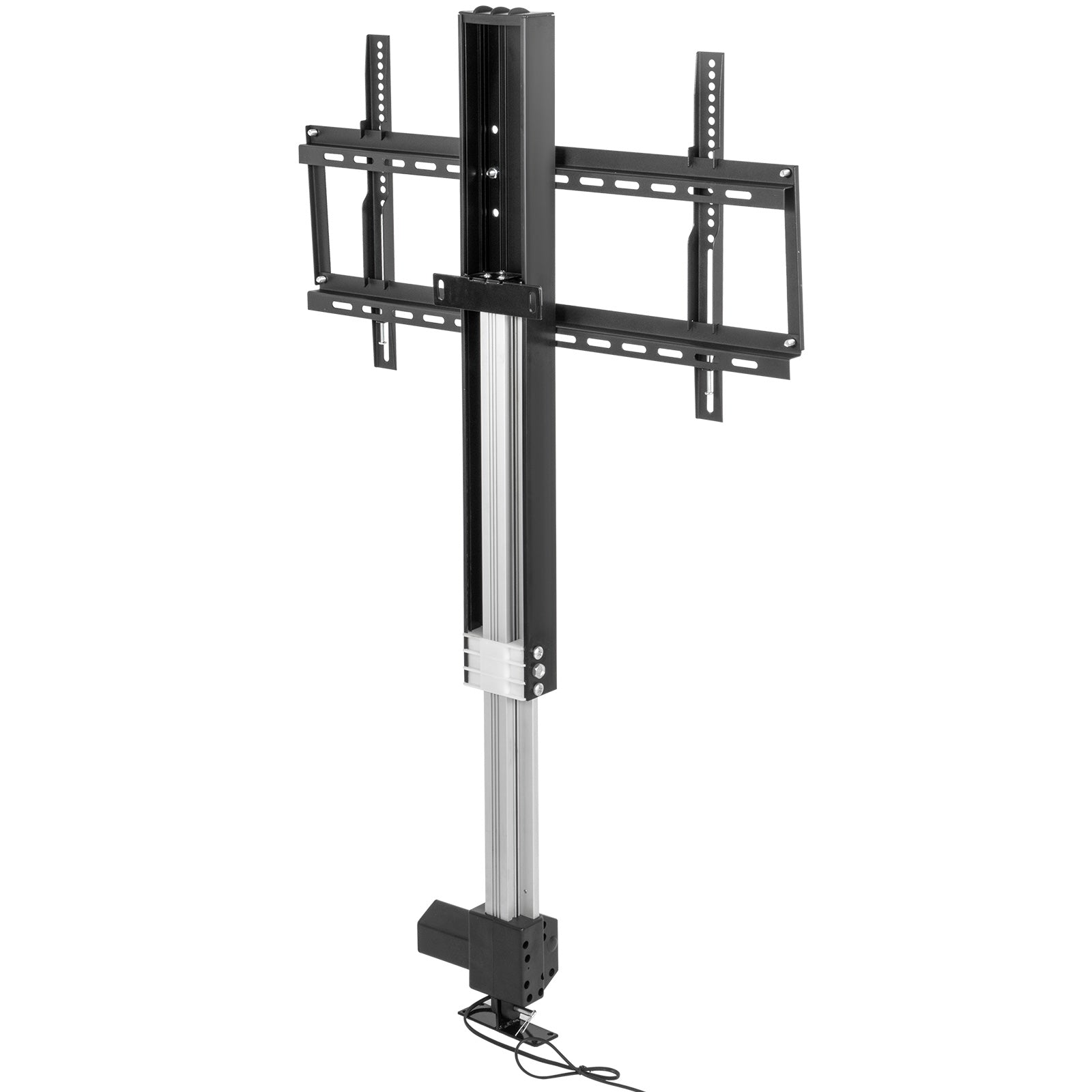 500mm Automatico Tv Ascensore Staffa 4000n Adjustable Weight Capacity 75kg