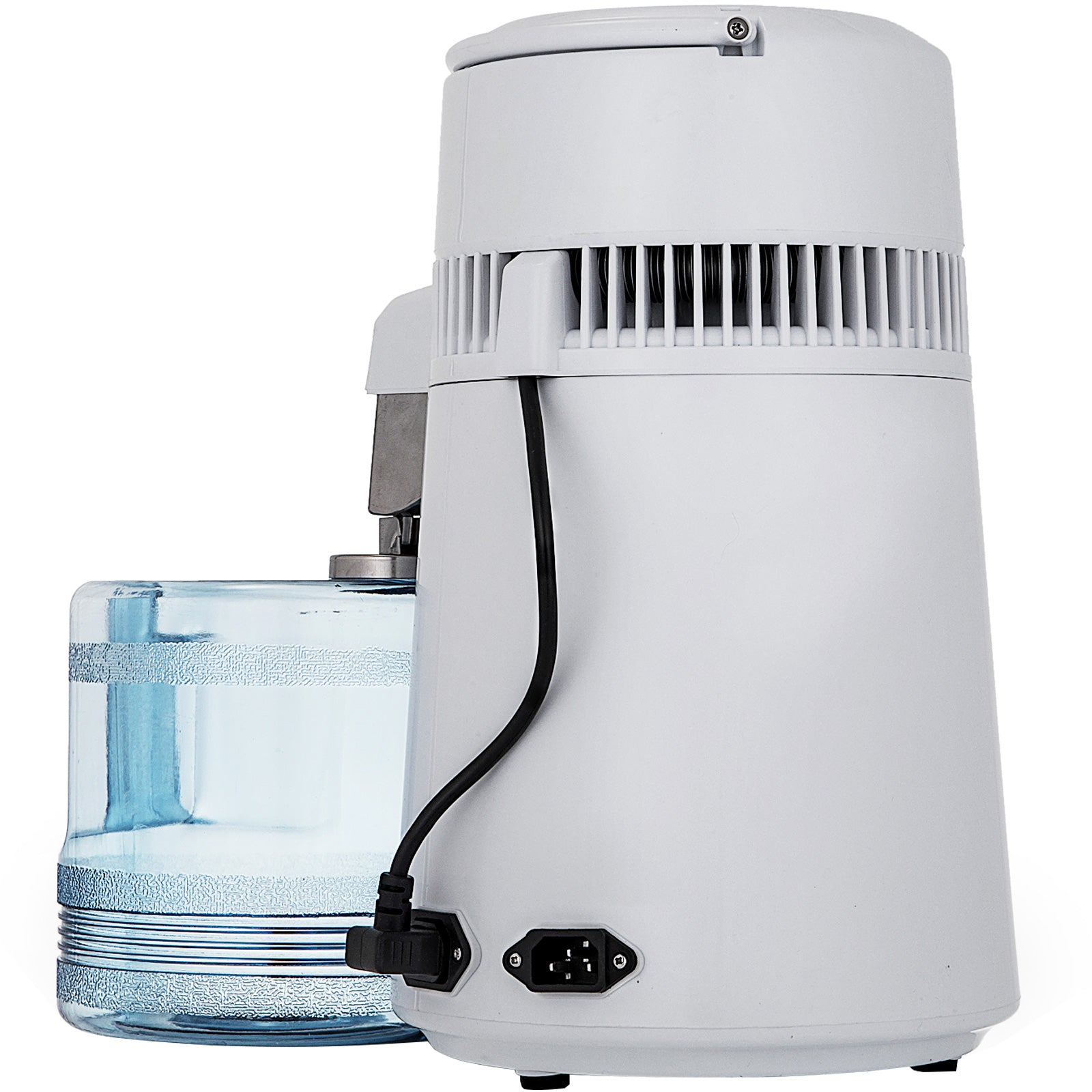 4l 750w Pura Acqua Distillatore Purificatore Distillata Per Rvs Clinica 1 L/h