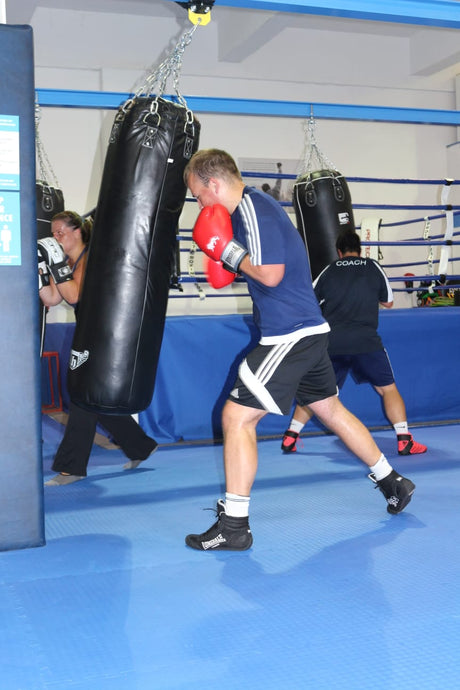 Free Boxing Sessions For Ages 14-19