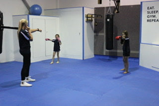 Teen Kickboxing Ages 11-14