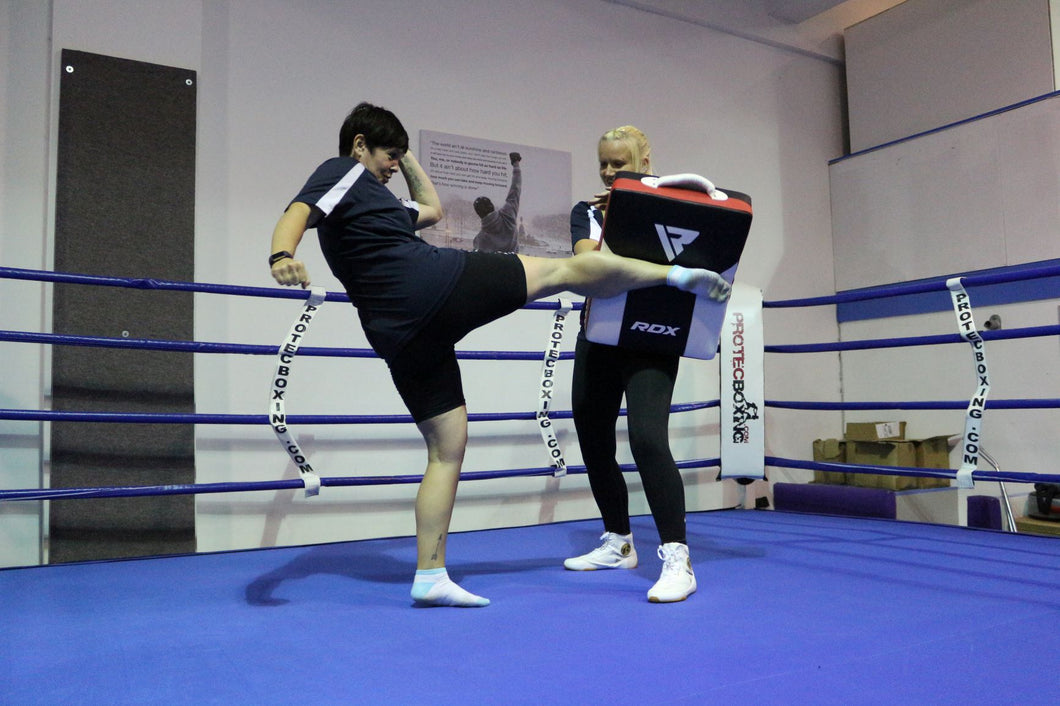 Women's Only Kickboxing