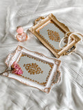 Viviana Mirrored Tray
