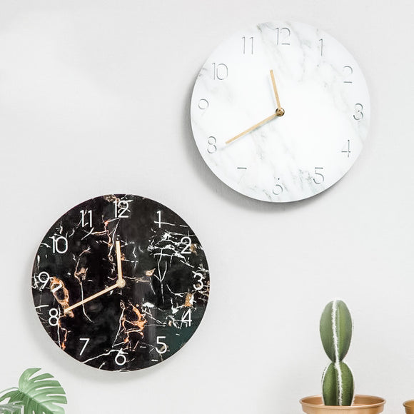 Clara Mable Wall Clock