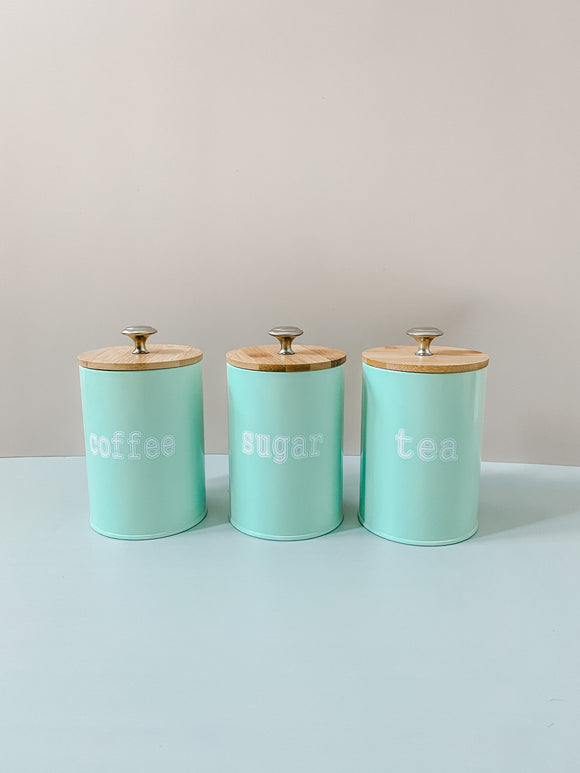 Polly Canister Set