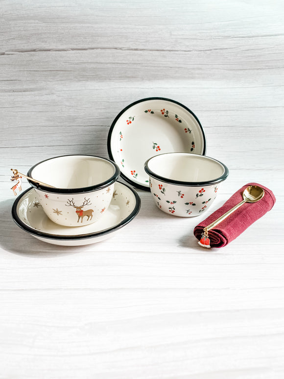 Noel Crockery Set