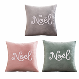 Noel Cushion Covers (throw pillow case)