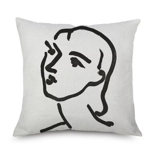 Brielle Cushion Cover (throw pillow case)