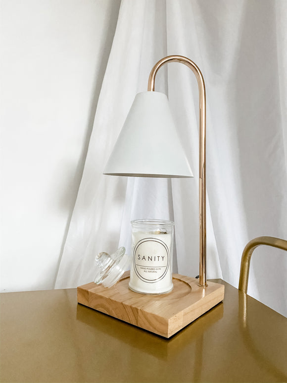 Florence Candle Warmer