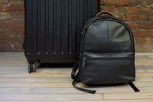 Load image into Gallery viewer, Garth Slim Backpack by Boconi