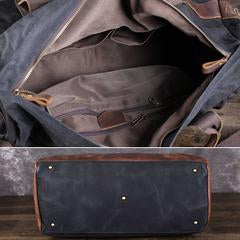 Canvas Travel Duffel Bag