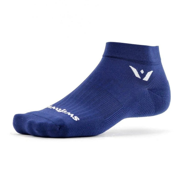 Swiftwick Socks - Aspire One Ankle Light Cushion