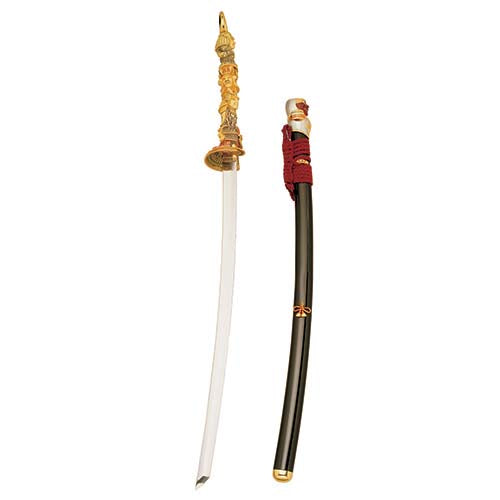 Sword of the Gods Tachi Samurai Sword by Marto of Toledo Spain - Bushido Collection