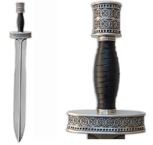 Xiphos Greek Sword by Marto of Toledo Spain