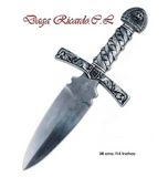 Richard The Lionheart Dagger by Marto of Toledo Spain