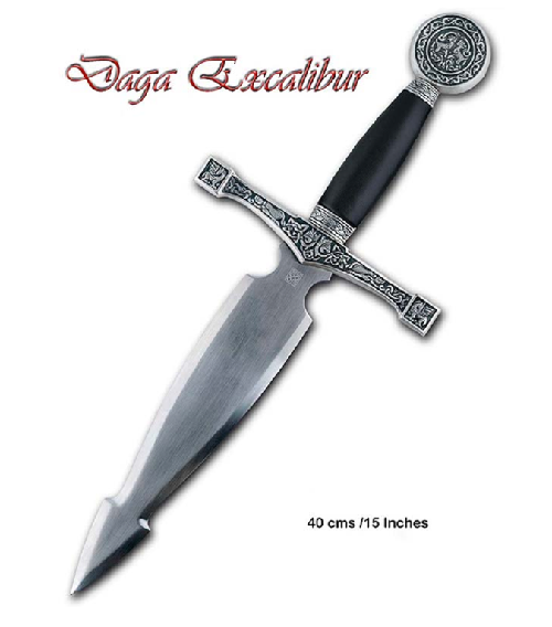 Excalibur Dagger by Marto of Toledo Spain