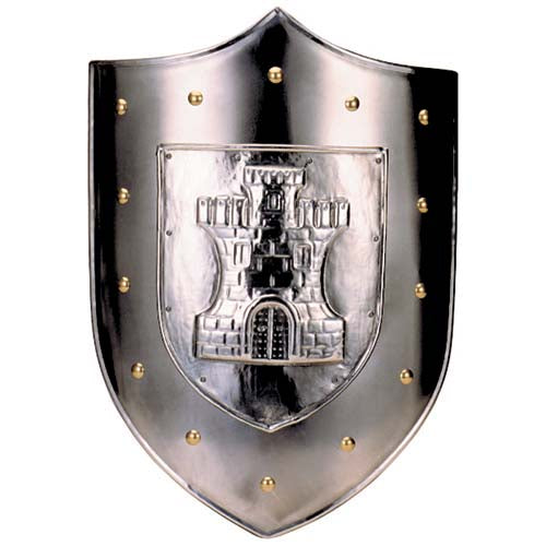 Castle Shield by Marto of Toledo Spain