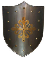 Brass Calatrava Cross Shield by Marto 963.9