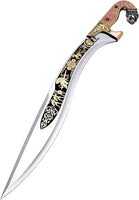 Sword of Alexander the Great by Marto of Toledo Spain Limited Edition