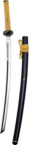 Samurai Katana Sword of Kamakura by Marto of Toledo Spain - LIMITED EDITION