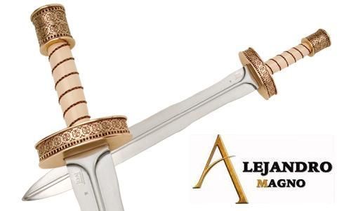 Alexander the Great Movie Sword by Marto of Toledo Spain