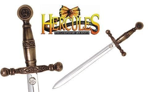 Miniature Hercules Sword Bronze by Marto of Toledo Spain