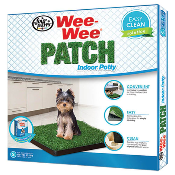 Four Paws Wee-Wee® Patch Indoor Potty