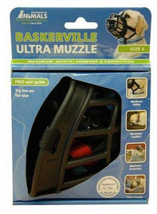 The Company of Animals Baskerville Ultra Muzzle for Dogs