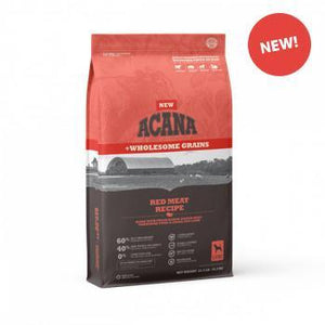 ACANA + Wholesome Grains Red Meat Recipe Dry Dog Food