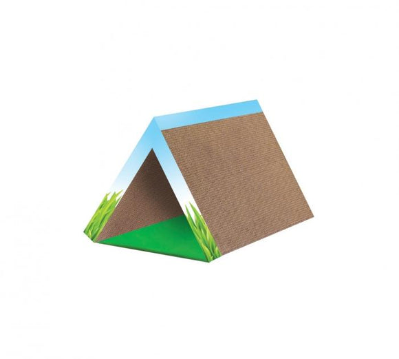 Petstages Invironment Fold Away Scratching Tunnel