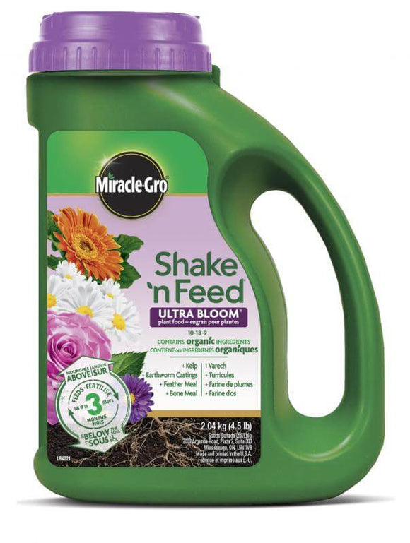 Miracle-Gro® Shake 'N Feed® Ultra Bloom® Plant Food