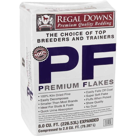 Regal Downs Premium Pine Flakes