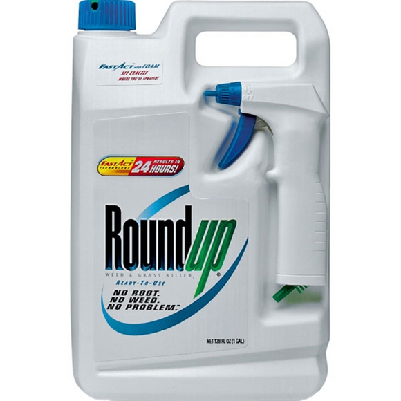 ROUNDUP WEED & GRASS KILLER SPRAY