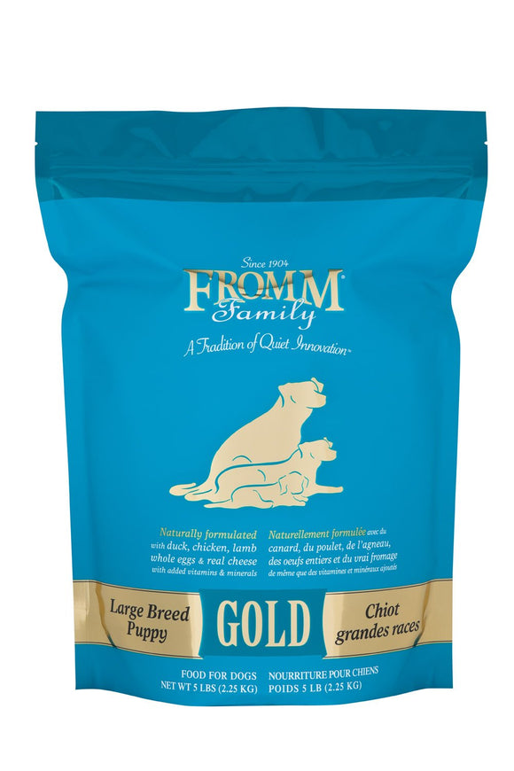 Fromm Gold Large Breed Puppy
