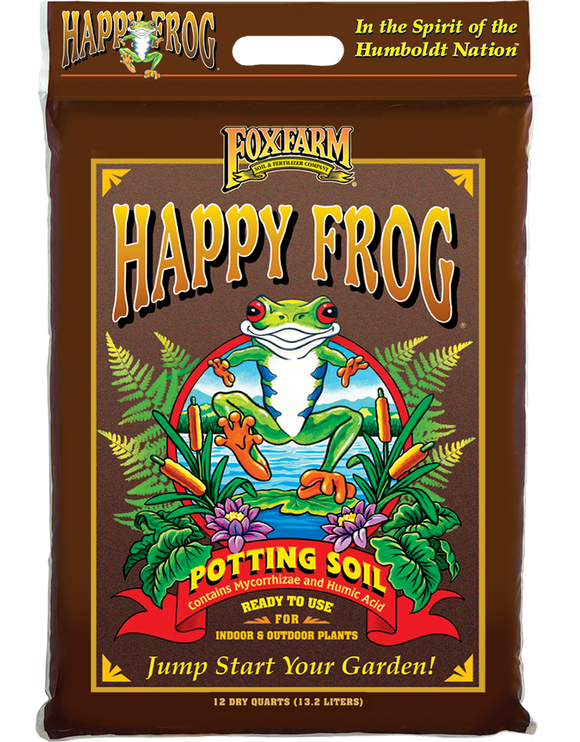 FOXFARM HAPPY FROG® POTTING SOIL