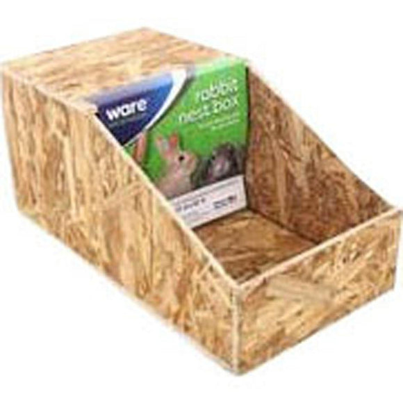 CRITTERWARE WOOD NESTING BOX