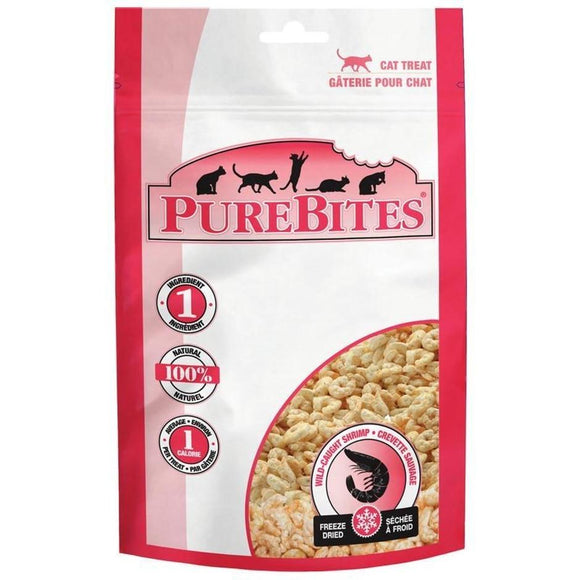 PUREBITES FREEZE DRIED SHRIMP CAT TREATS