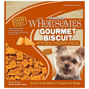 Wholesomes Grain Free Gourmet Biscuits
