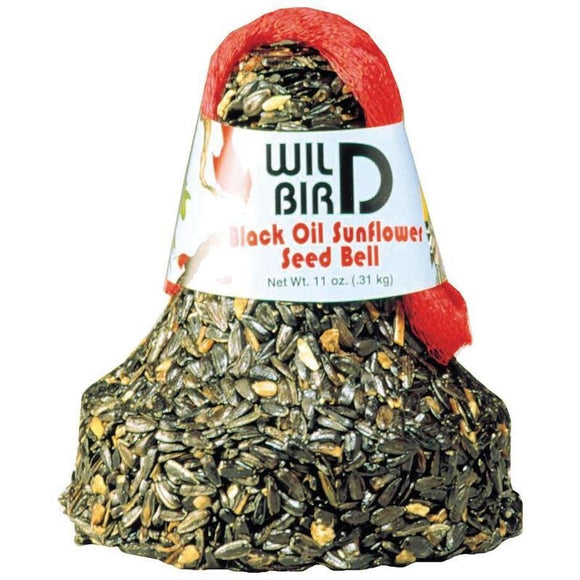 BLACK OIL SUNFLOWER SEED BELL