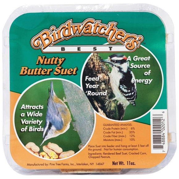 BIRDWATCHER'S BEST SUET