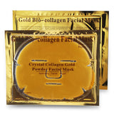 Face Eye Mask Gold Collagen Patch Patches
