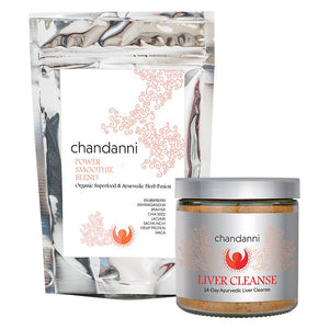 Liver Cleanse + 1/2 lb Power Smoothie Blend Bundle