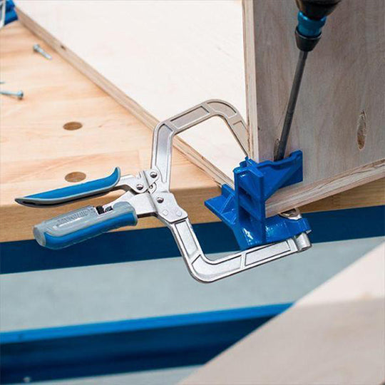 🎉50%OFF🎉Perfect Tool For Box Construction🔥🔥 90° Corner Clamp