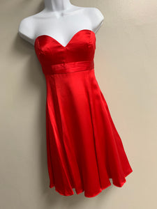 Strapless Imperial Dress
